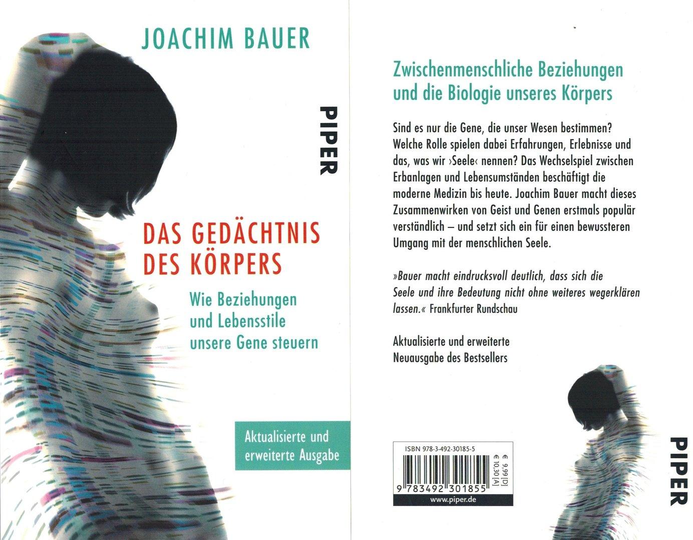 Joachim Bauer Bücher