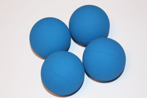 Resonanzball blau- Viererpack