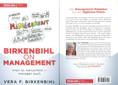 Buch Vera F. Birkenbihl: Birkenbihl on Management